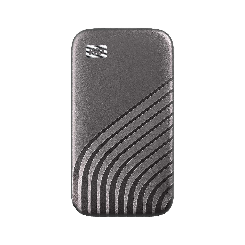 WD My Passport SSD 500GB USB-C z Polski za $73.77 / ~282.80zł