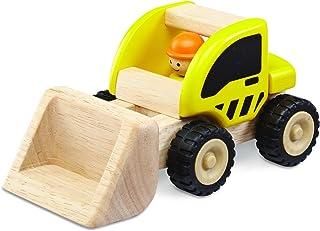wonderworld  木製  働く乗り物 ミニ・ローダー TYWW4005