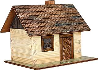 Walachia 8594036430013 – nr 1 träbyggd korg trä modellbyggnad, modellbana spår 1/LGB 1:32