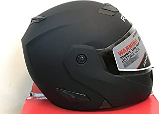 POWER HELMETS Flip Up Helmet Mat (Black)