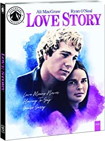 LOVE STORY Limited Edition Blu-ray arrives Feb. 9 in time for Valentine's Day from Paramount