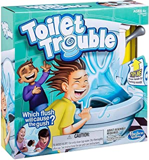 Best toilet time board game Reviews