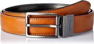 Van Heusen Men's Reversible Belt with Stitched Edge