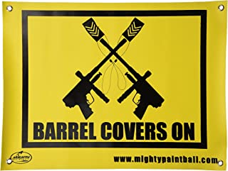 MP Paintball Safety Sign - No Smoking (MP-FE-S001)