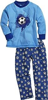 Single-Jersey Fußball, Pijama para Niños