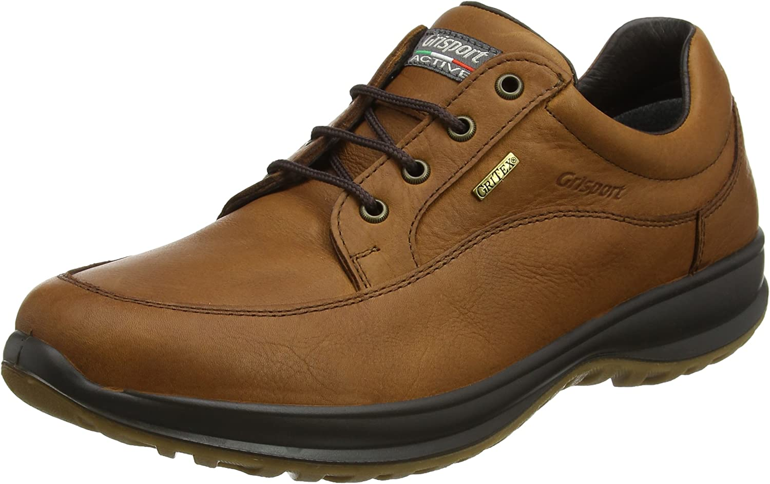 greyport Men's Livingston Low Rise Hiking Boots