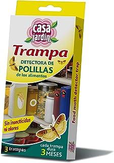 efectivas trampas para polillas en alimentos 3-6 piezas trampas para polillas en alimentos