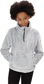 Regatta Unisex Kids 'Keera' 3/4 Zip Hoogpolige Fleece Fleece