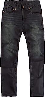 Levi's Boys' Big 511 Slim Fit Jeans, Nightswatch, 12