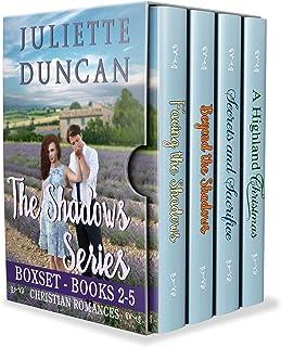 The Shadows Series Box Set  Books 2-5: A Christian Romance