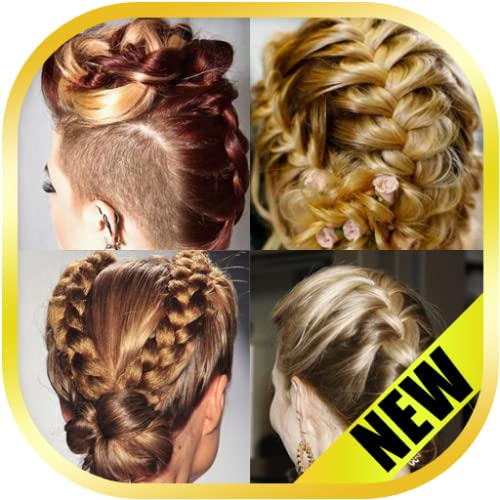 Girls Braided Hairstyles Steps