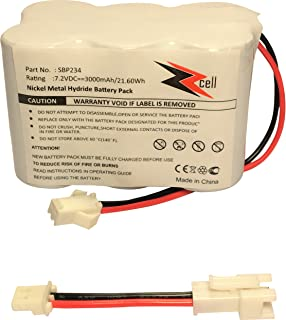 ZZcell Battery for Birdog USB Satellite Signal Meter Versions 2.5, 3, 4 SBP234