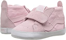 e370267593 Vans kids authentic toddler shimmer bright pink