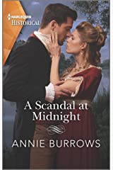 A Scandal at Midnight: A scandalous Regency marriage story Kindle Edition