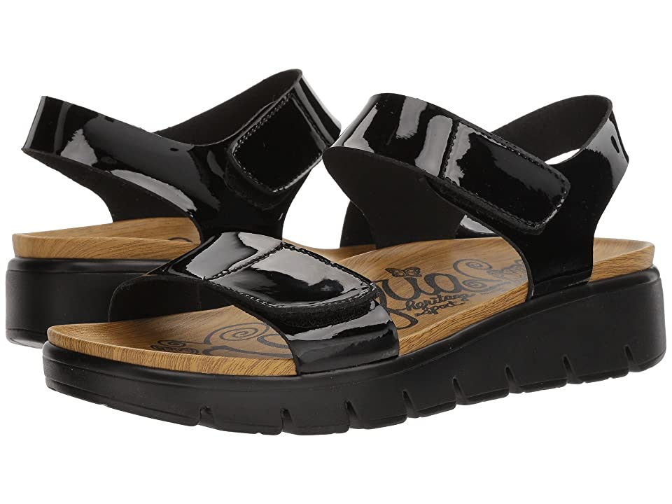 Alegria Playa (Black Patent) Women