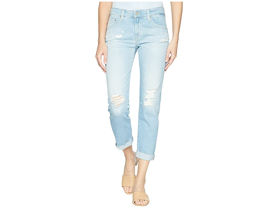 Image of AG Adriano Goldschmied Ex-Boyfriend Slim in 23 Years Cerulean Chase (23 Years Cerulean Chase) Women's Jeans