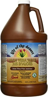 Lily Of The Desert Aloe Vera Juice Inner Fillet, 128 Fluid Ounce