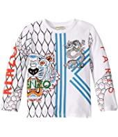 Kenzo Kids - Multi Iconics T-Shirt (Toddler/Little Kids)