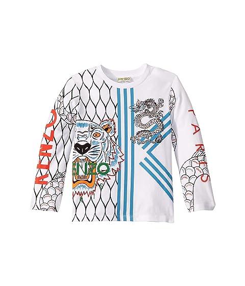 Kenzo Kids Multi Iconics T-Shirt (Toddler/Little Kids)
