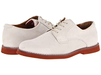 Florsheim Kids Kearny Jr. (Toddler/Little Kid/Big Kid) (White) Boys Shoes
