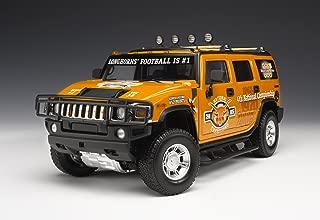 Highway 61 Texas Longhorns Football Hummer H2 Diecast Car/truck 1:18