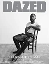 DAZED MAGAZINE SUMMER 2019 FRANK OCEAN COVER