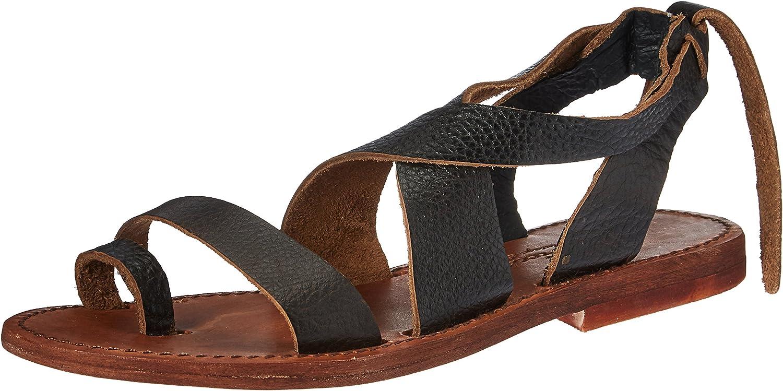 Sbicca Womens Teegan Toe Ring Sandal