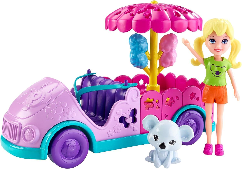 salida de fábrica Mattel Mattel Mattel Polly Pocket dnb58 Zoo Amigos de móvil, Accesorios  popular
