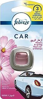 Febreze Car Flower and Spring Air Freshener, 2 ml