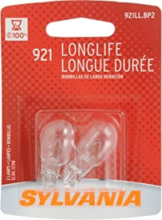 Best sylvania 921 long life miniature bulb contains 2 bulbs Reviews