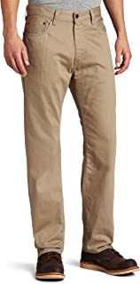 Levi's Men's 505 Regular Fit Twill Pant