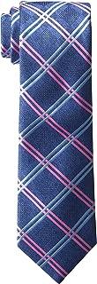 Perry Ellis Men's Hall Grid Tie