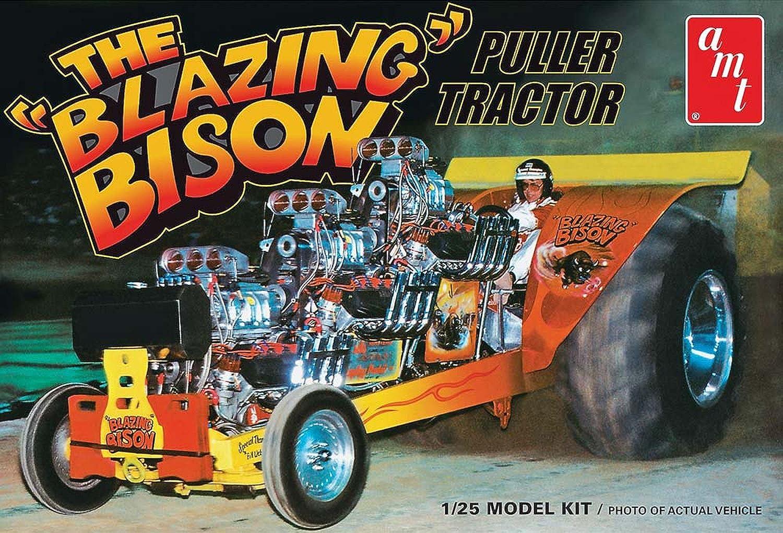 punto de venta AMT amt10061  25Escala Kit de modelo Escombros Extractor Extractor Extractor Tractor bisonte  perfecto