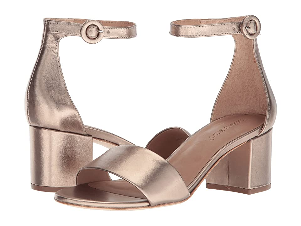 Image of Bernardo Belinda (Platinum Nappa Calf) Women's Shoes