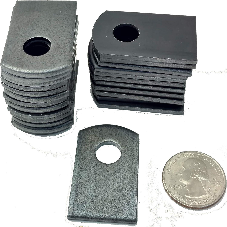 Steel Weld Tab 1