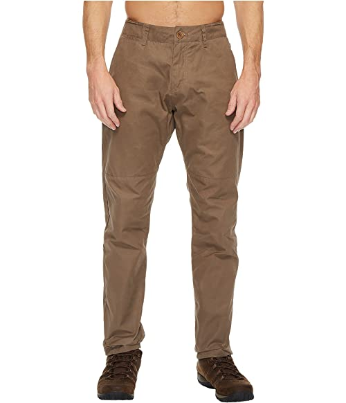 Fjallraven Sormland Tapered Trousers On Sale At 6pm For 54 99 Was 135 59 Off