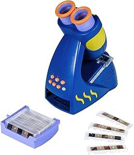 Educational Insights Geosafari Jr. Talking Microscope, Brown Box Packaging