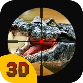 Aggressive Alligator Attack Simulator 3D