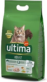 comprar comparacion Ultima Pienso para Gatos Adulto con Pollo - 3 kg