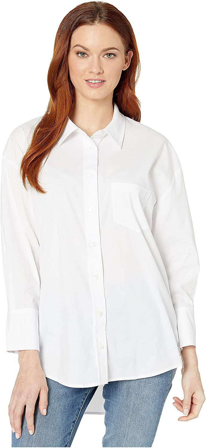 Liverpool Women's Oversized Classic Button Down
