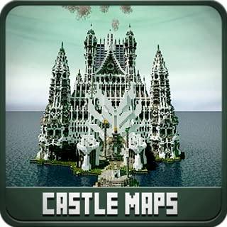 CASTLE Maps Mod for PE