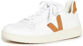 Sponsored Ad - Veja Women's V-10 Sneakers, Extra/White/Camel, 10 Medium US