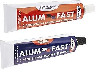 Hy-Poxy H-455 Alumfast 6.5 oz Rapid Cure Aluminum Putty Repair Kit
