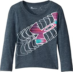 7671b95c50 Girls Under Armour Kids Clothing + FREE SHIPPING | Zappos.com