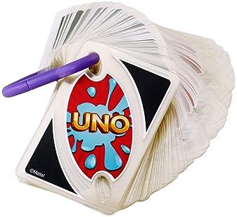 Mattel Games UNO Splash Card Game, Assorted (DHW42)