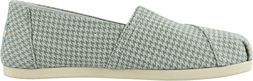 Baby Blue Mini Houndstooth