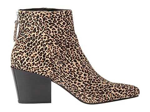 Black Coltyn HairOff LeatherLeopard Calf White Dolce Vita Leather wCAqvZATW