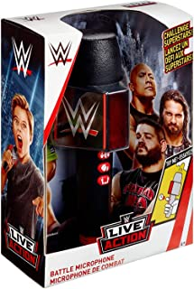 Best wwe live action microphone Reviews