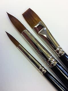 Pro Arte Prolene Watercolor & Multi Purpose Brush Set W5