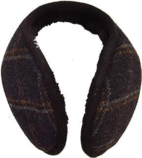 Quake Ear Muffs for Men Women & Men Girls Winter Outdoor Accessory Winter Hair Accessory During Winters (Black)